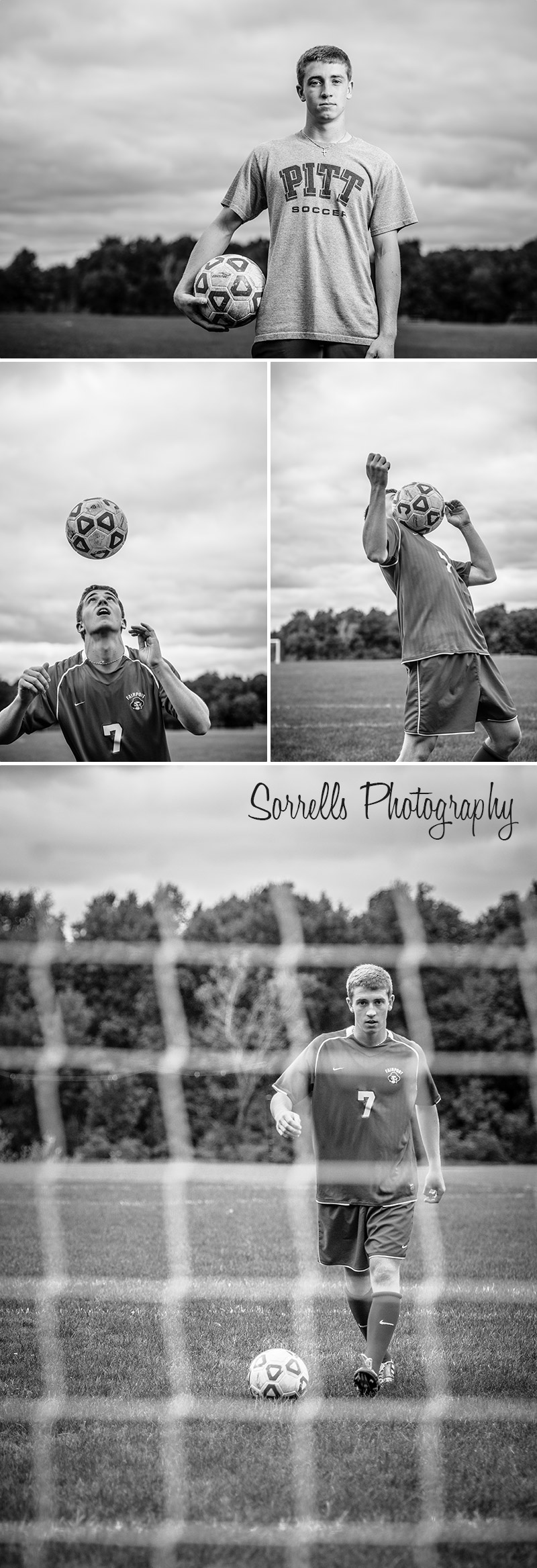 Senior Portrait by Sorrells Photography