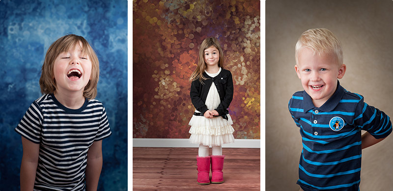Sorrells Photography School Portraits