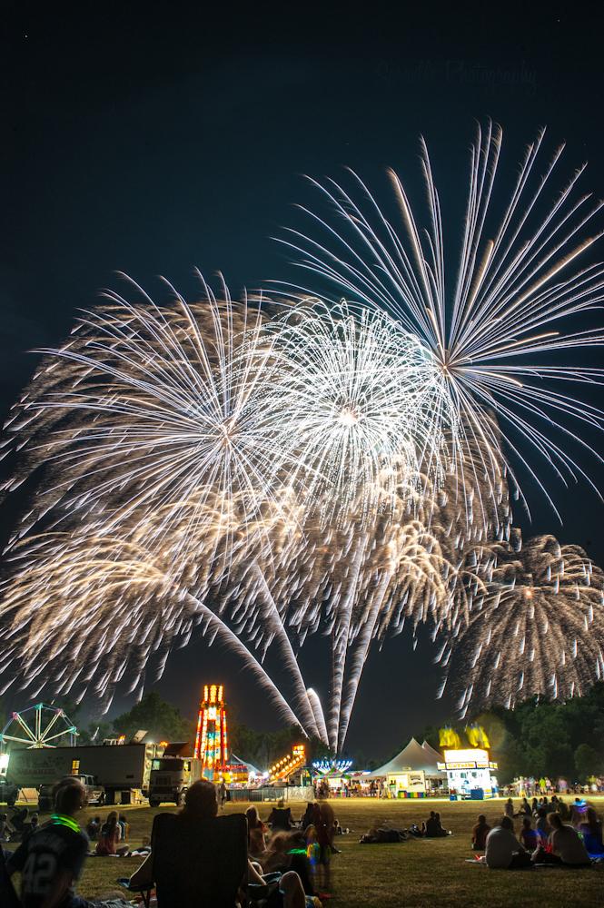 Fireworks Sorrells Photography