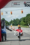 Cyclists for Tour de Cure Rochester, Red Rider