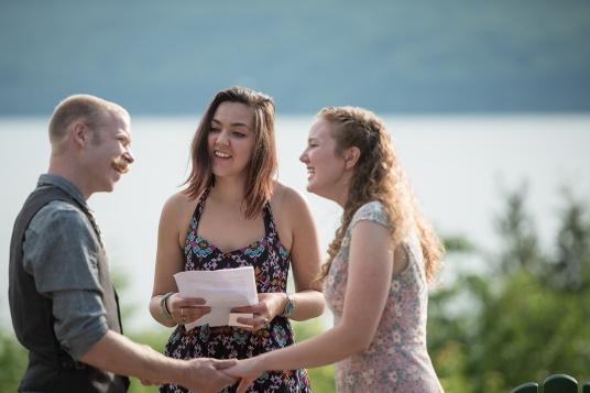 Canandaigua Backyard wedding by Sorrells Photography