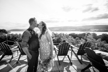 Canandaigua Backyard wedding by Sorrells Photography