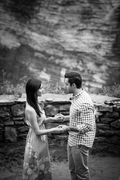 wedding proposal letchworth state park