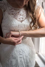 Bride getting ready by Sorrells Photography