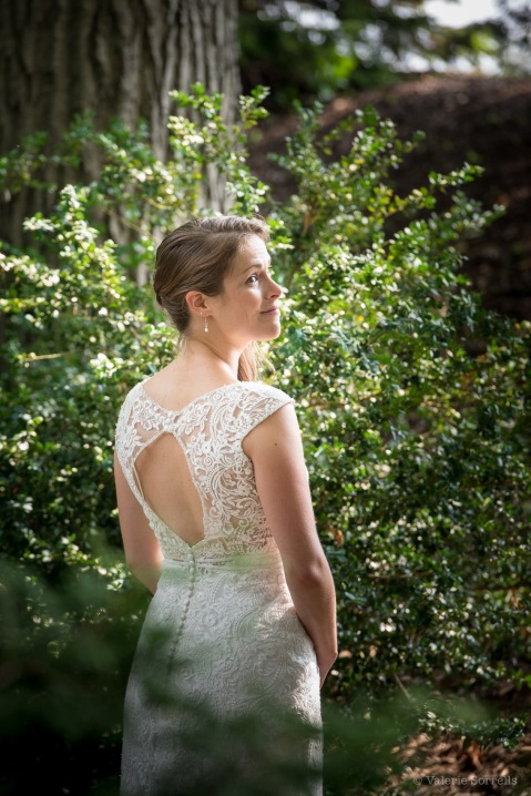 Bridal Portrait at Highland Park by Sorrells Photography