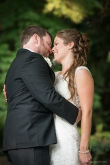 wedding portraits at Sunken Gardens Rochester by Sorrells Photography