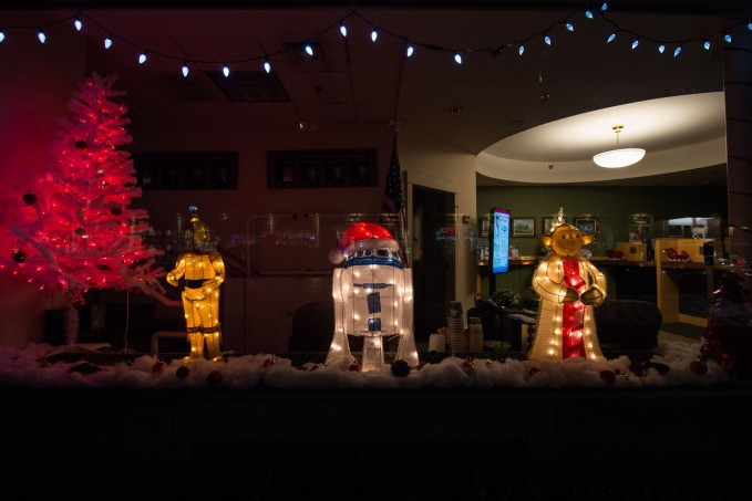 Star Wars Christmas decorations